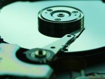 Mecanismo impulsor duro de los ordenadores fotografía de archivo libre de regalías