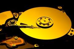 Mecanismo impulsor duro del ordenador imagen de archivo libre de regalías