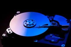 Mecanismo impulsor duro del ordenador imagenes de archivo