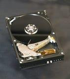 Mecanismo impulsor duro expuesto Imágenes de archivo libres de regalías