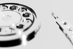Mecanismo impulsor duro interior Imagenes de archivo