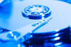 Mecanismo impulsor duro interior Imagen de archivo