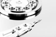 Mecanismo impulsor duro interior Fotos de archivo
