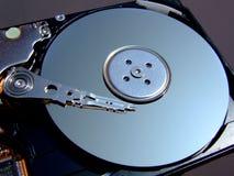 Mecanismo impulsor duro micro Imágenes de archivo libres de regalías