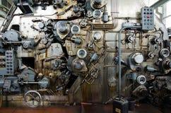 Mecanismo oxidado Imagen de archivo libre de regalías