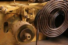 Mecanismos, color Fotografía de archivo libre de regalías