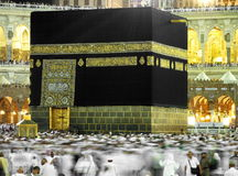 Mecca Royalty Free Stock Images