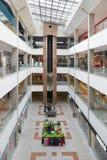 Mecca mall interiors in Amman, Jordan Royalty Free Stock Photos