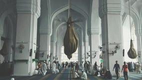 Mecca Masjid Fotos de archivo libres de regalías