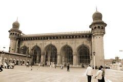 Mecca Masjid Royalty-vrije Stock Afbeeldingen