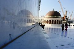 Haram Mosque Stock Photo