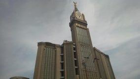 Mecca Tower royaltyfri bild
