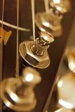 Meccanici della chitarra Fotografia Stock Libera da Diritti