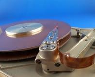 Meccanici di HDD Immagini Stock Libere da Diritti