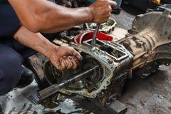 meccanico Fotografie Stock Libere da Diritti