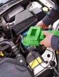 meccanico automatico Fotografia Stock