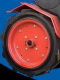 Meccanismo della costruzione della rotella Immagini Stock