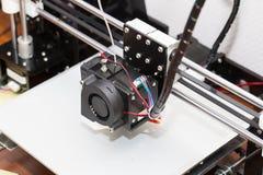 meccanismo della stampante 3d Fotografie Stock Libere da Diritti