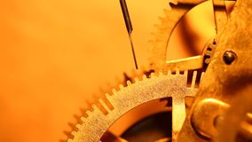 Meccanismodi Clockstock footage