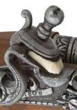 Meccanismo di infornamento della pistola del Flintlock. Fotografie Stock Libere da Diritti