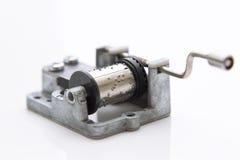 Meccanismo di musica per di Music Box DIY Fotografia Stock Libera da Diritti