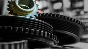 Meccanismo per i veicoli fotografie stock libere da diritti