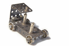 Meccano car #24 Stock Photos