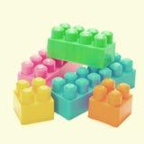Meccano toys Royalty Free Stock Photos