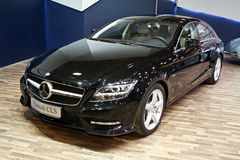 Mecedes-Benz CLS 500 BlueEFFICIENCY coupe Stock Photo