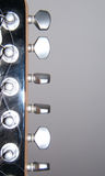 mech gitarr Royaltyfri Foto