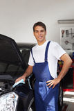 Mechanic Royalty Free Stock Photo