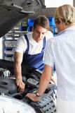 Mechanic royalty free stock photography