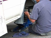 The Mechanic Royalty Free Stock Image