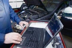 Mechanic Royalty Free Stock Photos