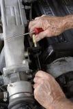 Mechanic Royalty Free Stock Photo