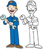 Mechanic Stock Image