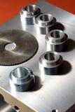 Mechanic elements Royalty Free Stock Image