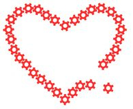 Mechanic heart Royalty Free Stock Photos