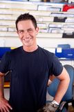 Mechanic Portrait Man Royalty Free Stock Image