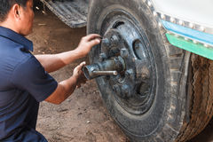 Mechanic royalty free stock photography