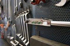 Mechanic tools Stock Image