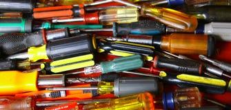 Mechanic tools set  Stock Image