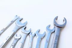 Mechanic tools set  Stock Photos