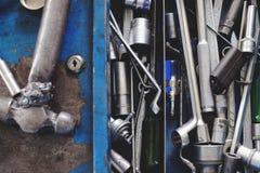 Mechanic Tools Stock Photos