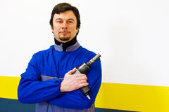 Mechanic Worker Royalty Free Stock Images