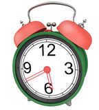Mechanical alarm clock Royalty Free Stock Photo