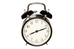 Mechanical alarm clock Royalty Free Stock Images