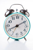 Mechanical alarm clock Stock Image