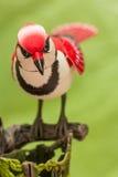 Mechanical bird. Royalty Free Stock Photo