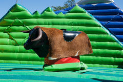 Mechanical Bull royalty free stock images